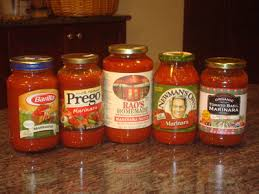 spaghetti sauce brand