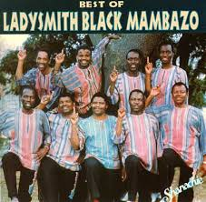 ladysmith black mambazo cds