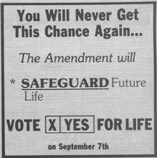 The referendum was Passed.