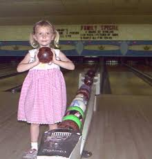 duckpin bowling ball
