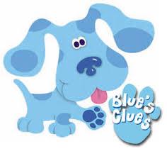 blues clues clues