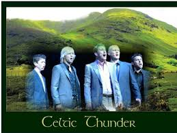 celtic thunder pictures