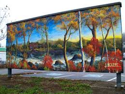 beautiful murals
