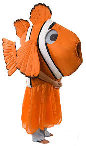 fish costumes for kids