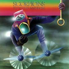fly to the rainbow scorpions