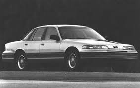 92 ford crown victoria