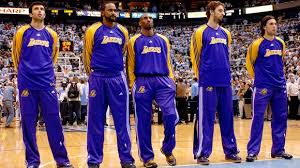 The Lakers In 2011 Finals