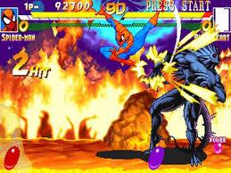marvel super heroes arcade