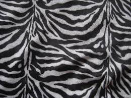 animal printed fabric