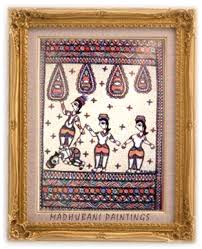 pictures of madhubani paintings