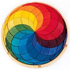 color wheel designs