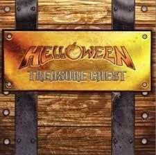 helloween treasure chest