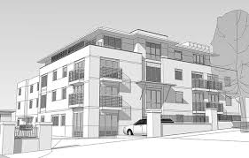 3d building drawings