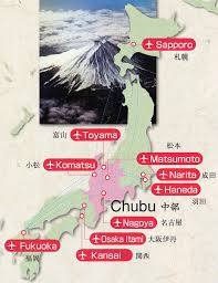 airports of japan