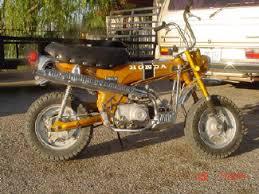 1970 honda trail 70