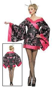 geisha halloween