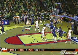 nba 2k9 pc screenshots