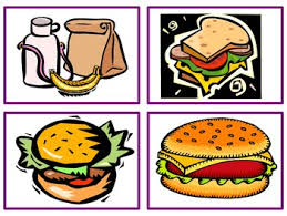 flash cards food