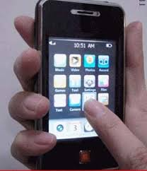 ipod touch clone