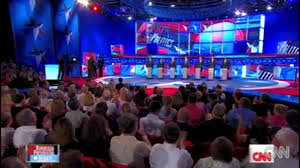 first New Hampshire debate