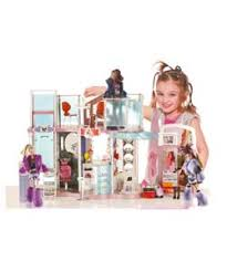 barbie fashion mall