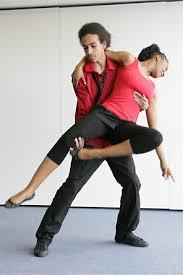 performing dance