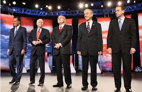 The GOP presidential hopefuls
