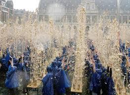 coke fountains