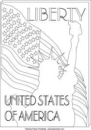 patriotic coloring book