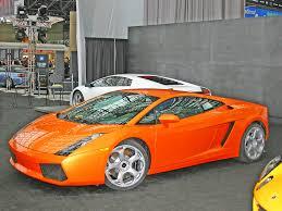 orange car paint