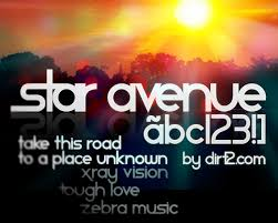 avenue of the star