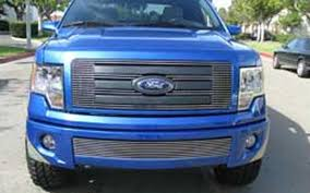 ford front grille