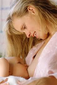 babies nursing
