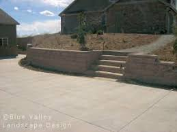landscaping retaining wall blocks