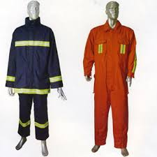 fire retardant jacket