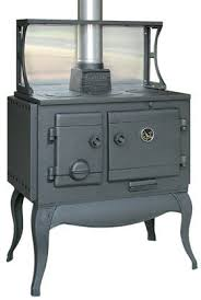 cast iron cook stoves
