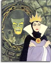 mirror snow white