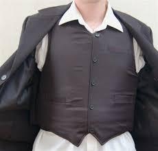 concealable bullet proof vest