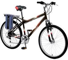 electric motorized bike