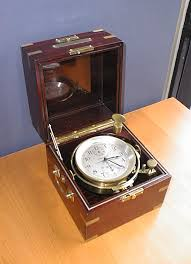 hamilton chronometer