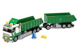 lego city heavy hauler