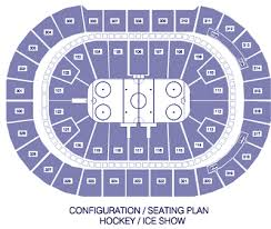 gm place seating hockey