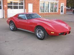 1975 corvettes