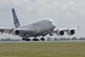 380 aircraft