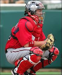 custom catcher helmet