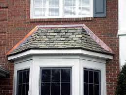 bay window roofs