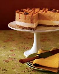 Delicious Pumpkin Cheesecake
