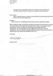 contract proposals
