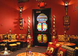 hookah lounges