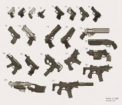 gun prints